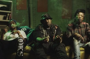Smoke DZA – Legends In The Making (Ashtray Pt.2) Ft. Curren$y & Wiz Khalifa (Video)