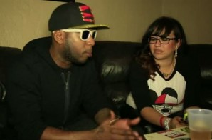 Talib Kweli Talks Macklemore, Kanye Rants, Jay Z, Barneys & More W/ MiMi For DDotOmen.com (Video)