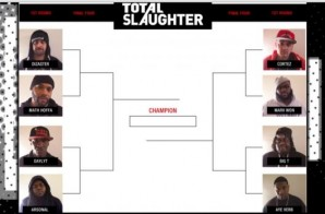 Slaughterhouse Unveils New Battle Rap Series Set To Hit Shady TV This Spring (Video)