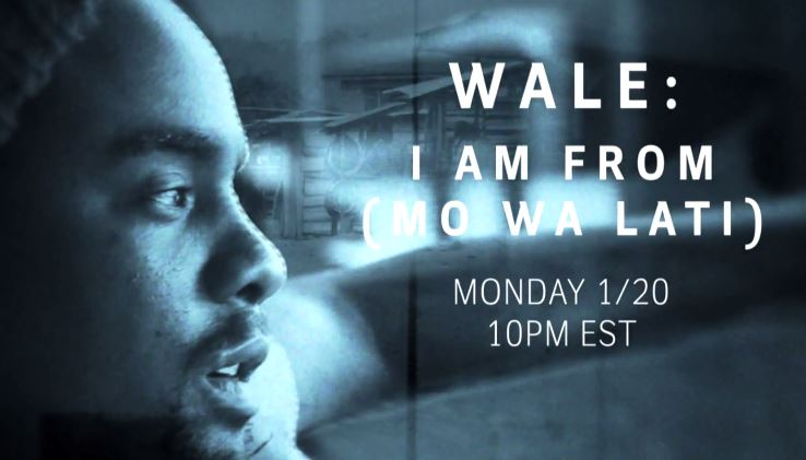walerevolttvdoc Revolt TV Presents: Wale - I Am From (Documentary Trailer)