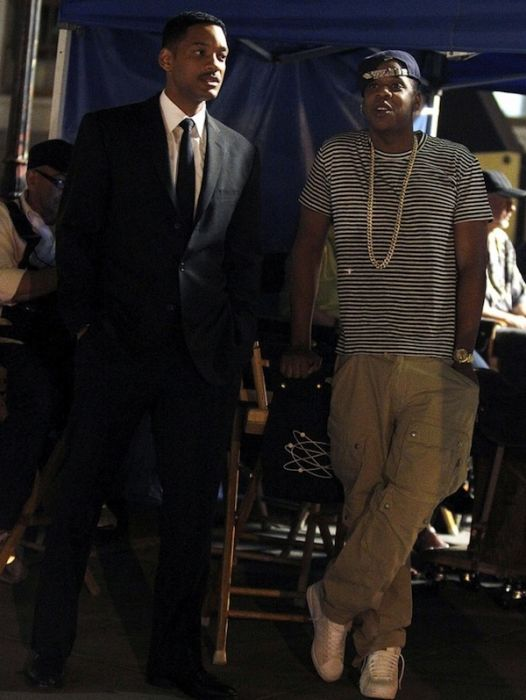 "Will Smith & Jay-Z To Executive Produce A New HBO Comedy Called ""Higher"""