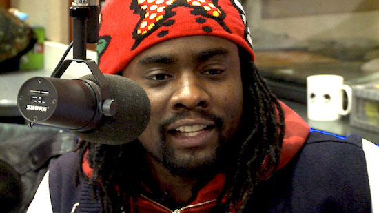 yFOmTvw Wale Talks The Music Industry, Jay Z's Advice, Nigeria, New Music & More W/ The Breakfast Club (Video)