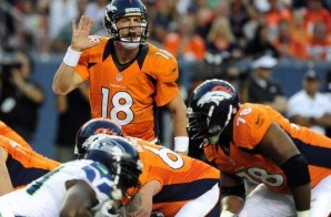 Denver Broncos QB Peyton Manning Wins His Fifth NFL MVP Award