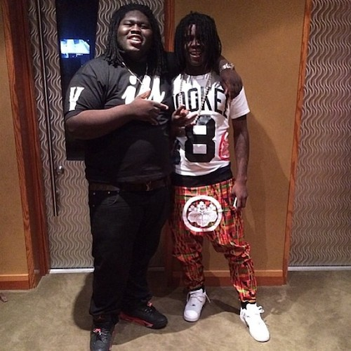 1qe1ihe Chief Keef – All I Care About (Prod. by Young Chop)