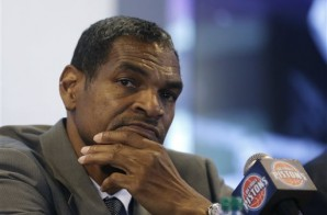 Detroit Pistons Fire Head Coach Maurice Cheeks