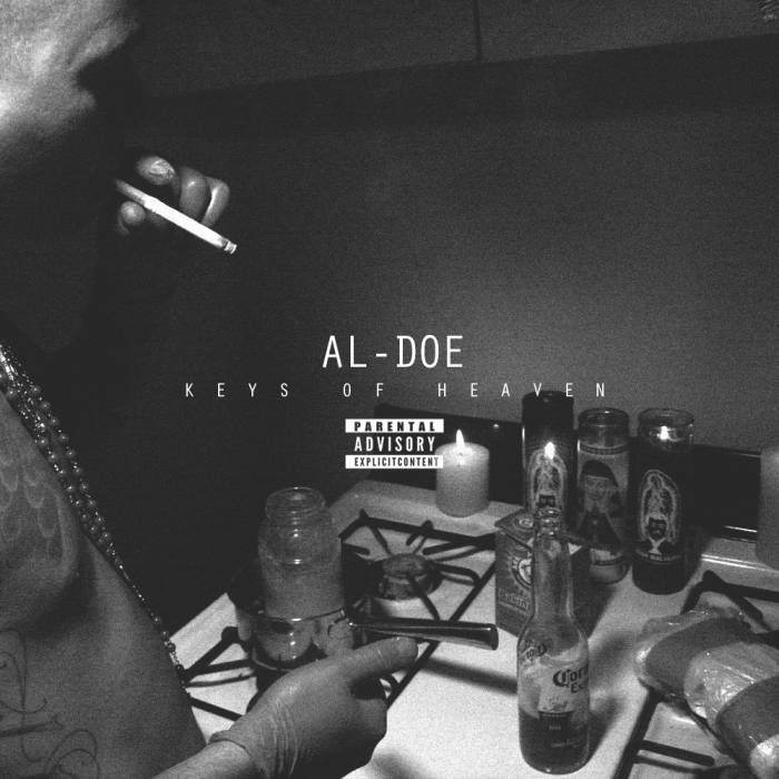 Al-Doe-Keys-Of-Heaven-COVER Al-Doe - Keys Of Heaven (EP)
