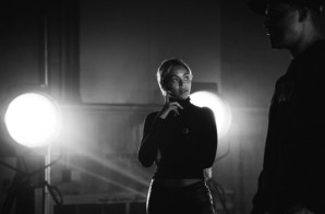 Beyonce Rehearsing  For Grammy Performance (Photos)