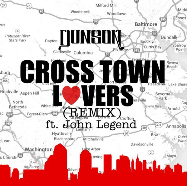 BgUmtBrIEAEewTu Dunson - Cross Town Lovers (Remix) Ft. John Legend