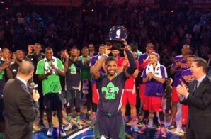 Cleveland Cavaliers Star Kyrie Irving Named the 2014 Kia NBA All-Star MVP