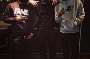 Dom Kennedy & Skeme Interview With DJ Drama (Video)