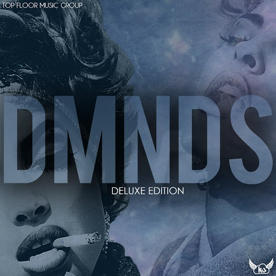 DMNDS-Deluxe-1 Kidd Upstairs DMNDS Deluxe Album Is Now Available On iTunes!