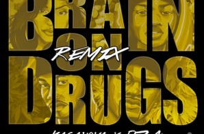 Kris Kasanova – Brain On Drugs (Remix) Ft. Smoke DZA, Ken Rebel & Nitty Scott MC