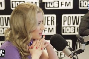 Iggy Azalea Talks Fancy, The New Classic, Her GQ Photo Shoot & More W/ Power 106 (Video)