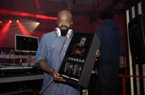 Jermaine Dupri Honored With Limited Edition Crown Royal Gift At ESPN Party
