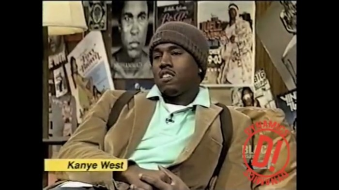 Kanye 1 Kanye West On Rap City (2004)(Video)