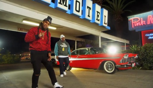 E-40 – Chitty Bang ft. Juicy J & Ty Dolla $ign (Video)