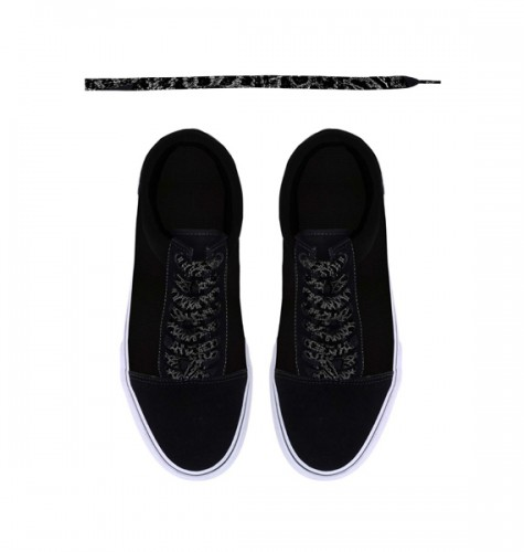 Marcelo Burlon x Pusha T County of Pusha Collection Shoelace 2 475x500 Pusha T Launches County of Pusha Capsule Edition Online (Photos)