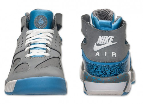 Nike Air Tech Challenge Huarache Cool Grey Wiosna 2014 3 500x365 Nike Air Tech Challenge Huarache Cool Grey (Photos)