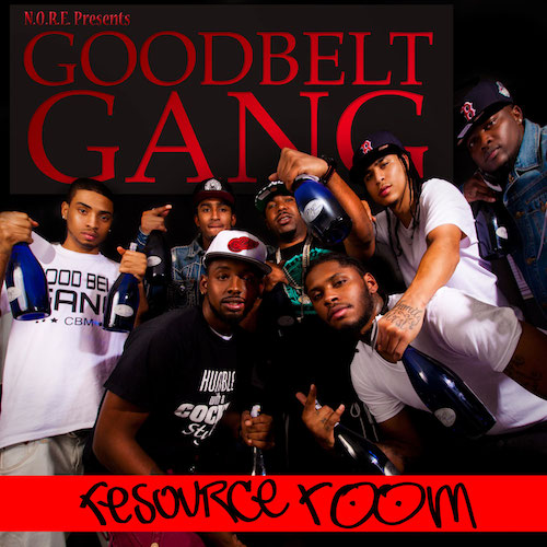 Q6TH75D N.O.R.E. & Good Belt Gang – Resource Room (Album Stream)