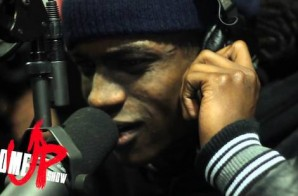 Audio Push – Cosmic Kev Freestyle (Video)