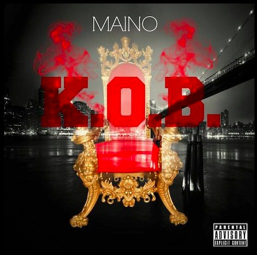 Screen Shot 2014 01 29 at 9.49.32 PM 1 Maino   King Of Brooklyn Mixtape
