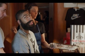 James Harden x Anthony Davis – Disguise (Foot Locker Ad) (Video)