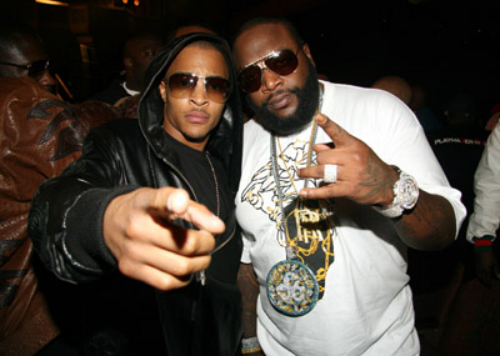 T-I_Rick_Ross T.I. Helped Make Peace Between Jeezy & Rick Ross