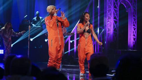 TLC TLC Perform Creep, Waterfalls, & No Scrubs On VH1's Super Bowl Blitz (Video)