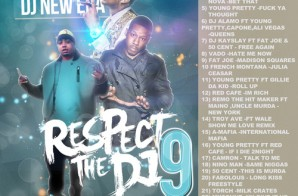 DJ Alamo & DJ New Era presents Respect The DJ Pt 9 (Mixtape)
