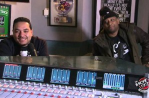 Maino & Kirko Bangz – Hot 97 Morning Show Interview (Video)