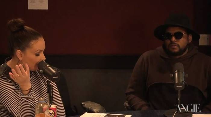 angieandschoolboyqtalk Schoolboy Q Says He Wish 50 Cent & E-40 Would Have Made His Album (Video)