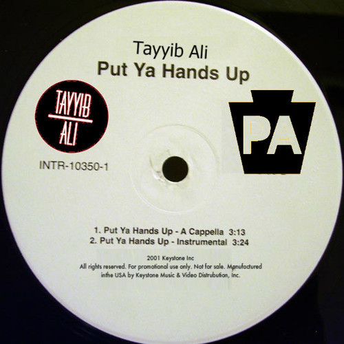 artworks-000070597846-oxiyem-t500x500 Tayyib Ali - Put Ya Hands Up (Prod. By Teddy Roxpin)