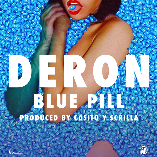 bluepillcoverart Deron Set To Release New Matrix Inspired iTunes Single 'Blue Pill' Next Week!