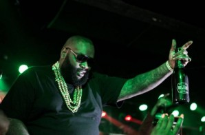 Rick Ross Shuts Down the Cliffhanger All-Star Stage in New Orleans (Video)