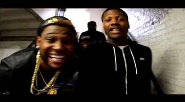 durktravisdavon Travis Davon - Yeah Ft. Lil Durk & A-1 (Video)