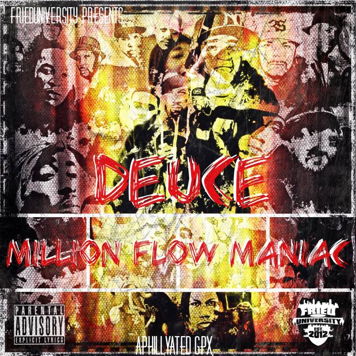 Deuce   Million Flow Maniac (Mixtape)