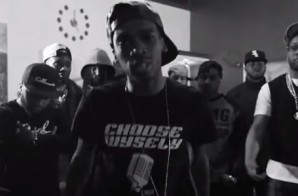 LHGH Presents: 2014 Baltimore Hip-Hop Cypher 2 Ft. Jay Wyse, Greenspan, Al Great & More (Video)