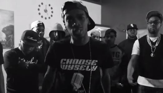 jaywysechypervideo LHGH Presents: 2014 Baltimore Hip Hop Cypher 2 Ft. Jay Wyse, Greenspan, Al Great & More (Video)