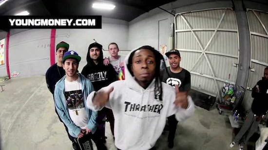 la2GoMR Lil Wayne – Weezy Wednesdays (Episode 2)(Video)