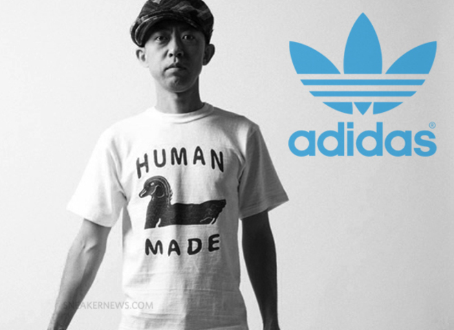 large1 BAPE Founder Nigo & adidas Originals Unveil New Partnership