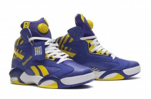 "Reebok Shaq Attaq ""LSU"" (Photos)"