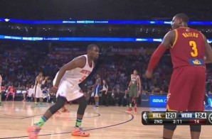 Rising Stars Duel in NOLA: Tim Hardaway Jr. vs Dion Waiters (Video)