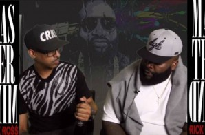 "Rick Ross Talks ""Mastermind"", his track ""War Ready"" and More with Hot 107.9's Beestroh (Video)"