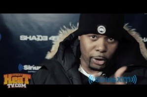 Memphis Bleek – Sh!t Freestyle (Live At Shade 45) (Video)