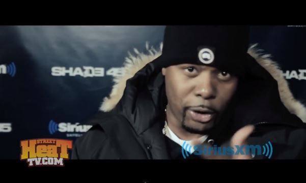 mbstreetheatvideo Memphis Bleek - Sh!t Freestyle (Live At Shade 45) (Video)