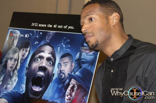 "Marlon Wayans Talks ""A Haunted House 2"", a Wayans Brothers Tour, Black Hollywood & More  (Video)"