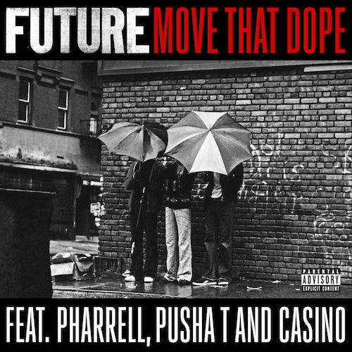 movethatdope Future – Move That Dope ft. Pharrell, Pusha T & Casino