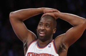 New York Knicks guard Raymond Felton Arrested in NYC on Gun Charges