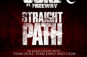 Ockz x Freeway – Straight Path (Prod. by Vice Versa)