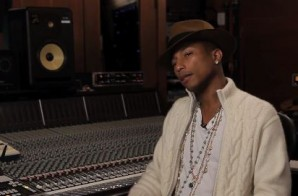Pharrell Talks Making Meaningful Music, Lorde And Kendrick Lamar Shaping The Music Industry & More W/ Nick Huff For Hard Knock TV (Video)